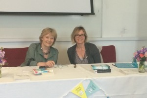 Greenwich Book Fest with FB
