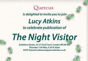 Night Visitor_launch invite_London